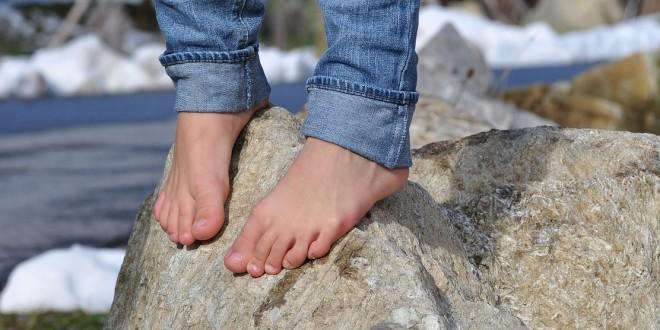 kalla fötter