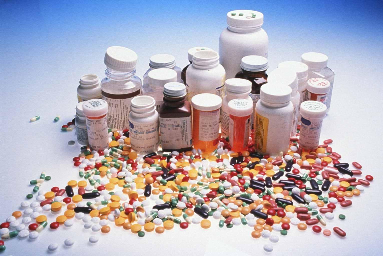 Har min mor för många och motverkande läkemedel?