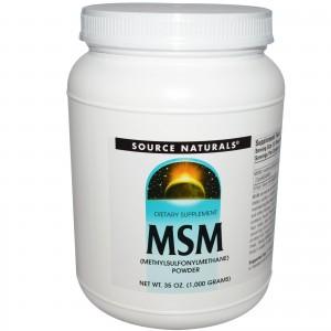 Det finns inga studier som visar att MSM fungerar