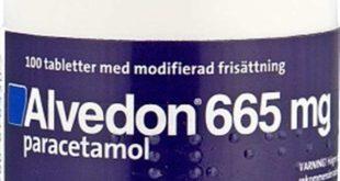 Alvedon 665 kan försvinna
