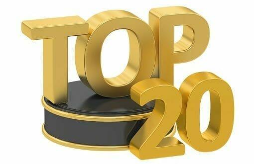 De 20 mest lästa inläggen under 2017