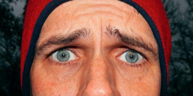 Blue eye synen