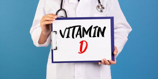 D-vitamintillskott