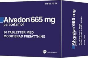 Alvedon 665