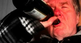 Det är inte alltid så smart att dricka alkohol när man är sjuk.